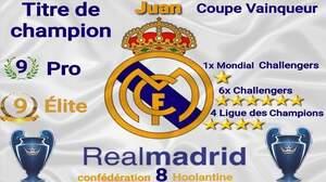 REAL M4DRID CF